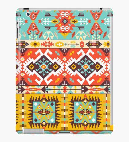 Aztec colorful fashion pattern iPad Case/Skin