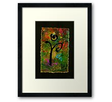 A Simple Wish Framed Print