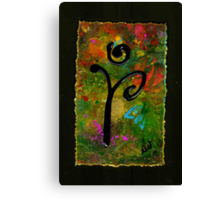 A Simple Wish Canvas Print