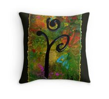 A Simple Wish Throw Pillow
