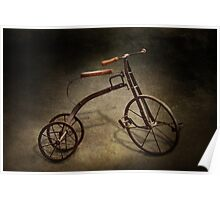 Bike - The Tricycle  Poster