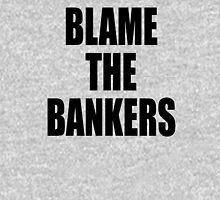 Blame the bankers Hoodie