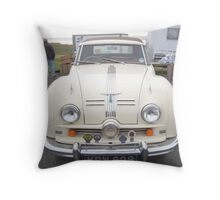 Rare 1950 Austin Atlantic A 90 Throw Pillow