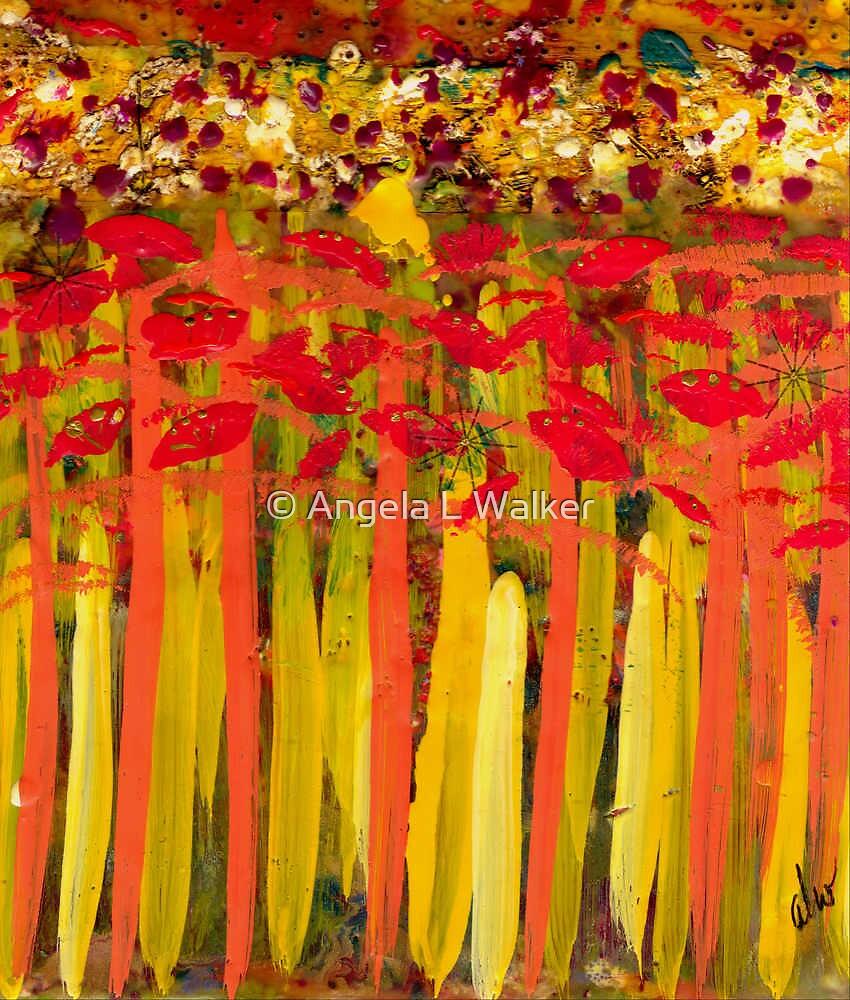 Field of Flowers by © Angela L Walker