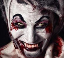 The Joker Has a Sister Sticker