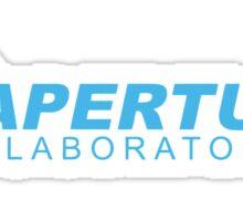 Aperture Labs Sticker