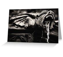 wings.. Greeting Card