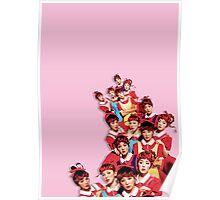 Red Velvet - Dumb Dumb Poster