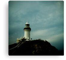 Byron Lighthouse Canvas Print