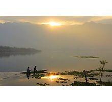 Eternal Sunrise Photographic Print