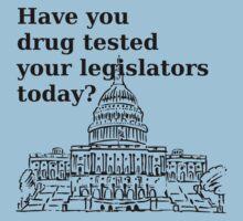 Drug Test Congress. by Nwyvre