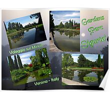 Gardens Parc Sigurta' Poster