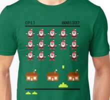 Santa Invasion Unisex T-Shirt