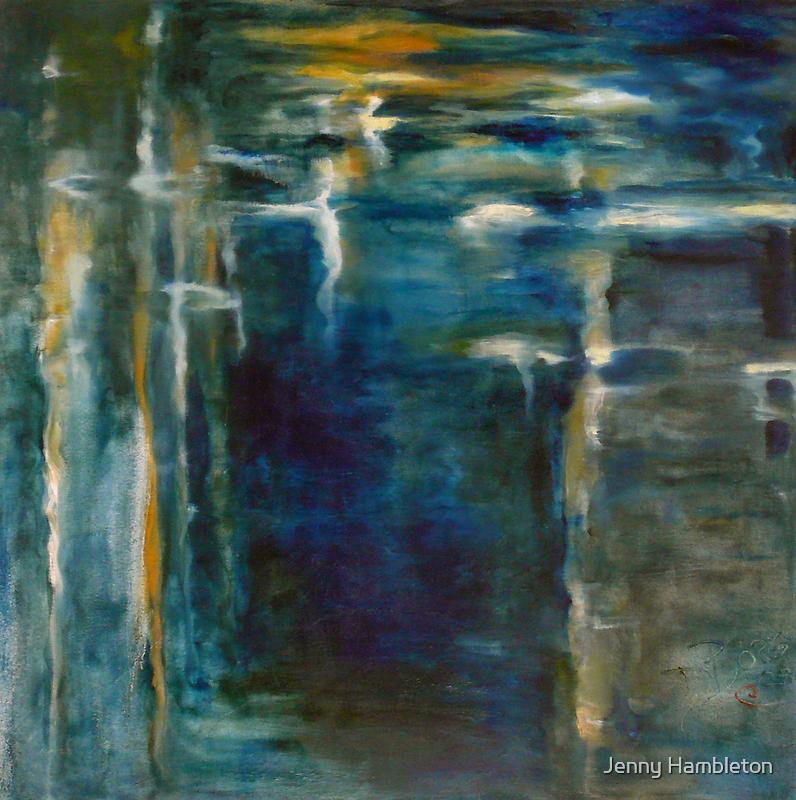 Deep Blue by Jenny Hambleton