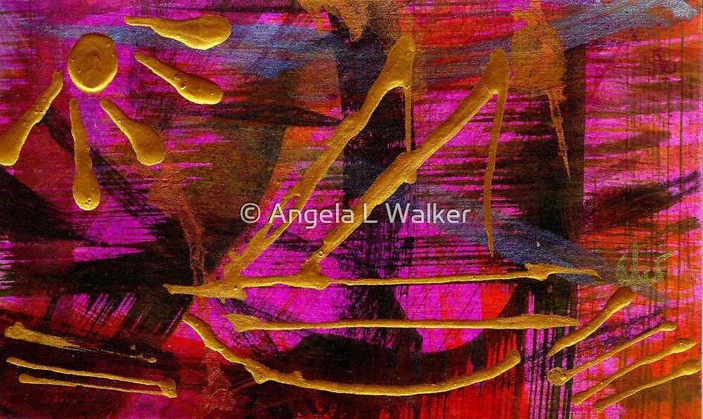 Magenta Joy Sails by © Angela L Walker