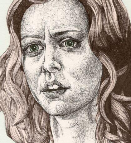 Tabula Rasa - Willow - Buffy S6E8 Sticker