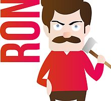im a RON by Emi Bourke