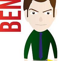 IM A BEN by Emi Bourke