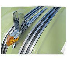 1953 Pontiac Hoodie Bling Poster