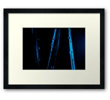 Ode to glass (9) Framed Print