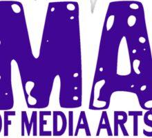 SMAD-school of media arts and design  Sticker