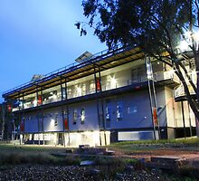 CIT Sustainable Skills Training Hub by Property & Construction Photography