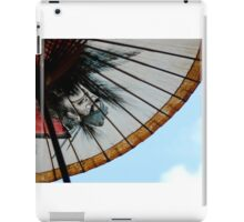 Parasol iPad Case/Skin