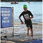 Kingscliff Triathlon 2011 Swim leg P110 by Gavin Lardner