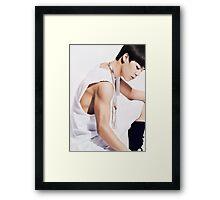 BTS/Bangtan Sonyeondan - Park Jimin Framed Print