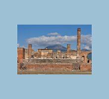 Temple of Jupiter, Pompeii Unisex T-Shirt