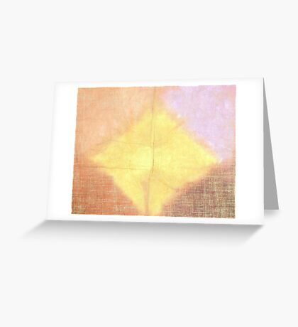 texture Greeting Card