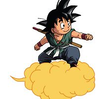 Goku by Cowboy-Industry