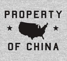 Property of China (sport version) by TVsauce