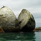 Split Apple Rock by bonsta