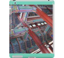 Korean Palace Ceiling iPad Case/Skin