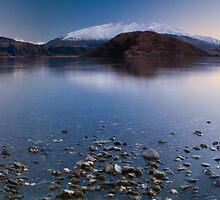 Lake Wanaka Panoramic by Paul Mercer