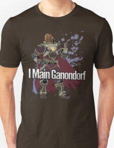 I Main Ganondorf - Super Smash Bros. Unisex T-Shirt