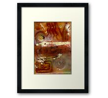 A Passion for Music Framed Print