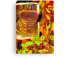 Faith Canvas Print
