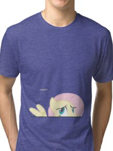 Flutterhide (Meep) Tri-blend T-Shirt