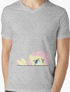 Flutterhide (Meep) Mens V-Neck T-Shirt