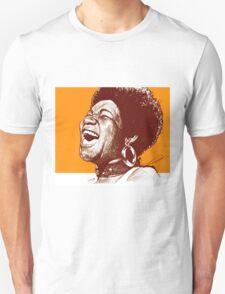 Aretha Franklin Unisex T-Shirt