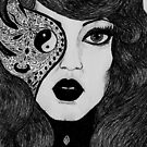Masque  by DeeLishess