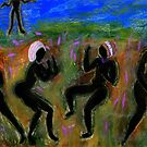 Dancing a Deliverance Prayer by © Angela L Walker