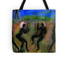 Dancing a Deliverance Prayer Tote Bag