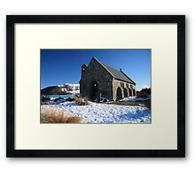 Faithful favourite Framed Print