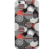 abstract elements pattern iPhone Case/Skin