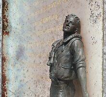 Remembering USS  San Diego by Rozalia Toth