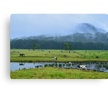 Oz Countryside Canvas Print