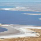 Flight to Lake Eyre by Marie Watt
